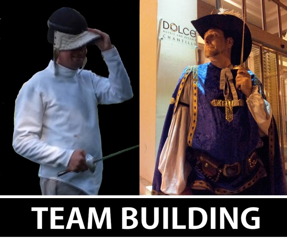 Team Building Escrime