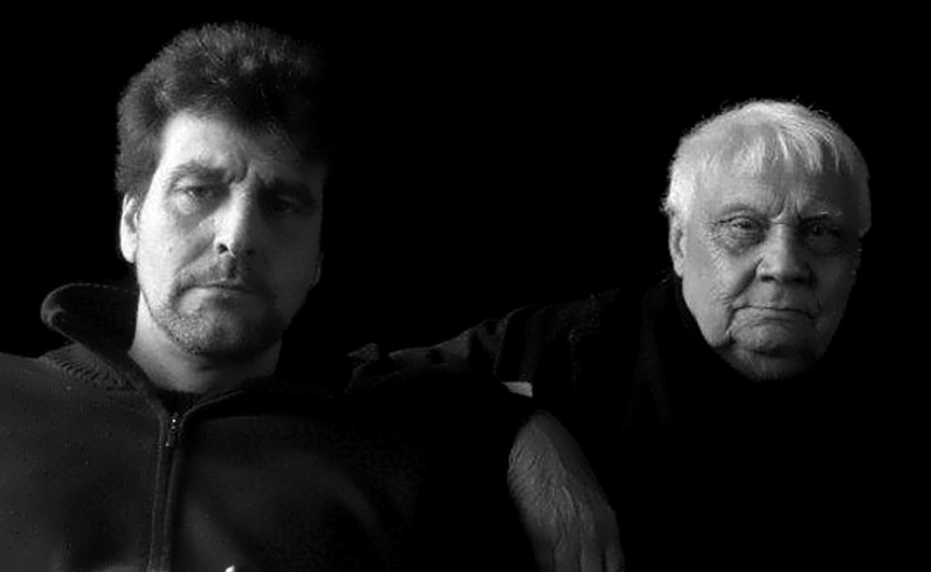 Frédéric Trin et Bob Heddle-Roboth
